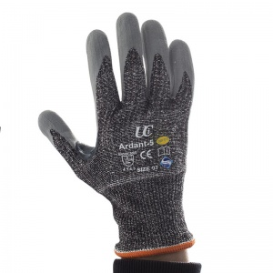 Ardant-5 Nitrile-Coated Cut-Resistant Handling Gloves